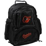 Baltimore Orioles Backpack, Black
